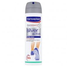 Hansaplast Silver Active sprej na nohy
