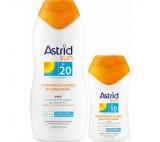 Astrid Sun hydratační mléko na opalování OF 20 a Astrid Sun OF 10 hydratační mléko na opalování
