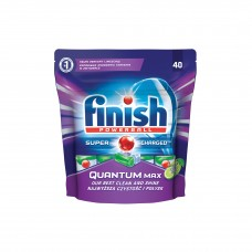 Finish Quantum Max Apple&Lime tablety do myčky