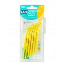 TEPE Mezizubní kartáčky ANGLE 0,7 mm žlutý
