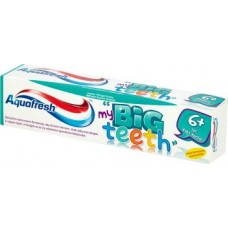 Aquafresh My Big Teeth zubní pasta pro děti 6+ let