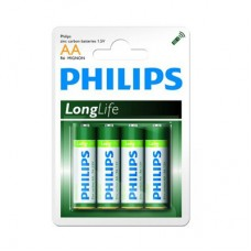 Baterie Philips LongLife AA