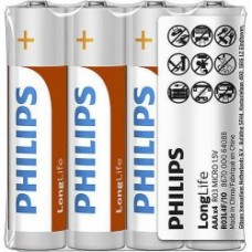 Philips baterie LongLife AAA