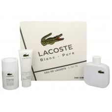 Lacoste Eau De Lacoste L.12.12 Blanc EDT, deodorant a sprchový gel