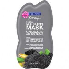 Freeman peelingová maska s uhlím a cukrem