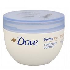 Dove Tělové máslo pro suchou pokožku Derma Spa Cashmere Comfort