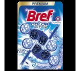 Bref Blue Aktiv WC blok s chlórem