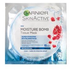 Garnier Superhydratační vyplňující maska Moisture&Aqua Bomb