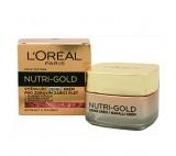 L'Oréal Paris Nutri-Gold vyživující denní krém pro zdravím zářící pleť