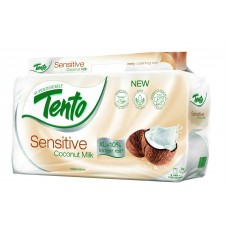 Tento Sensitive Coconut Milk toaletní papír 3vrstvý
