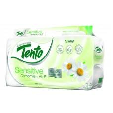Tento Sensitive Camomile + Vit. E toaletní papír 3vrstvý
