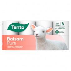 Tento Balsam Pure toaletní papír 3vrstvý bez parfemace