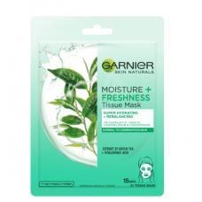Garnier Moisture + Freshness superhydratační textilní maska