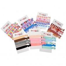 Dtangler Sada různobarevných gumiček do vlasů 5 ks