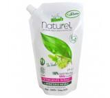 Winni's Naturel tekuté mýdlo pro intimní hygienu se zeleným čajem náhradní náplň