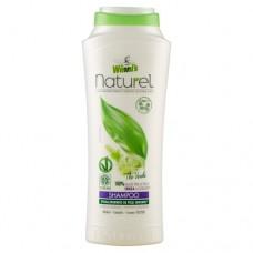 Winni's Naturel šampon se zeleným čajem a kaštanem