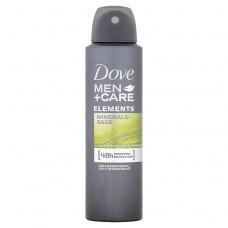Dove Men+Care Elements Minerals & Sage antiperspirant sprej pro muže