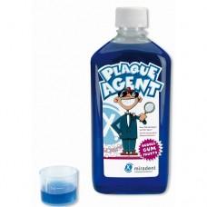 Miradent Plaque Agent ústní voda pro děti pro detekci plaku