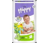Bella Happy Maxi 4 pleny, 8-18 kg