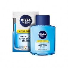 Nivea Men Active Energy osvěžující voda po holení