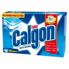 Calgon 2v1 změkčovač vody do pračky v tabletách