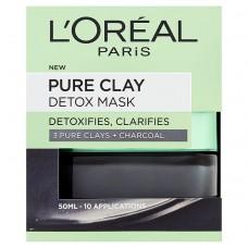 L'Oréal Paris intenzivní čisticí  maska Pure Clay