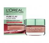 L'Oréal Paris Pure Clay exfoliační vyhlazující maska
