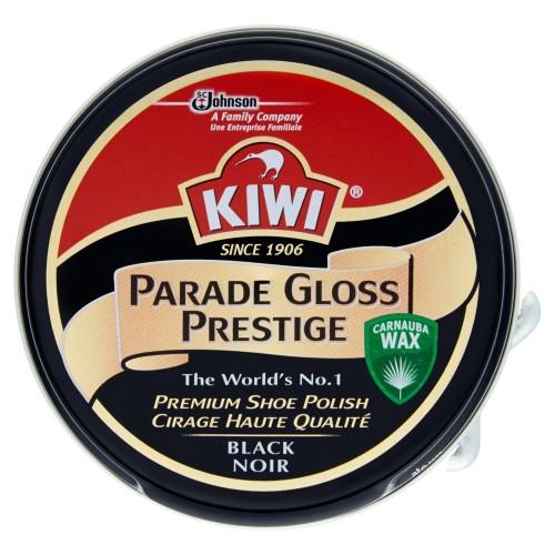 Kiwi Parade gloss prestige krém na obuv černý d66fba0952