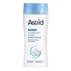 Astrid Fresh Skin osvěžující čisticí pleťové mléko pro normální a smíšenou pleť