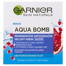Garnier Skin Naturals Aqua Bomb regenerační antioxidační gelový krém noční