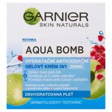 Garnier Skin Naturals Aqua Bomb hydratační antioxidační gelový krém 3v1 denní