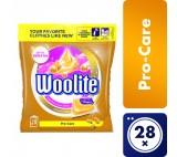 Woolite Pro-Care gelové kapsle, 28 praní