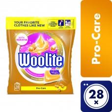 Woolite Pro-Care kapsle, 28 praní