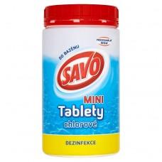 Savo chlorové tablety mini