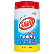Savo chlorové tablety mini komplex 3v1
