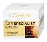 L'Oréal Paris Age Specialist 65+ denní vyživující péče proti vráskám