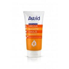 Astrid hřejivá masážní emulze s paprikovým extraktem a kafrem