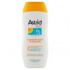 Astrid Sun hydratační mléko na opalování OF 15