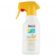 Astrid Sun dětské mléko na opalování ve spreji OF 30