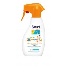 Astrid Sun mléko na opalování spray OF 30