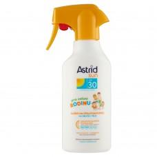 Astrid Sun rodinné mléko na opalování ve spreji OF 30