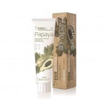 Ecodenta bělicí zubní pasta s výtažkem z papáji