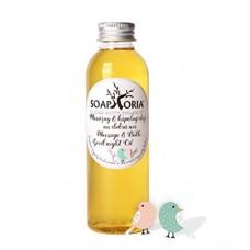 Soaphoria Babyphoria organický masážní a koupelový olej na dobrou noc